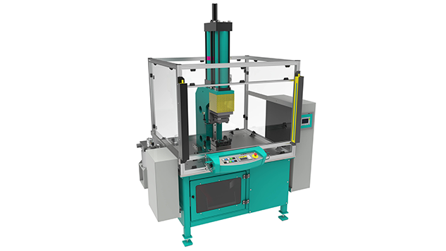 Press system for mechanical joining from the TOX®-Modular Kit System